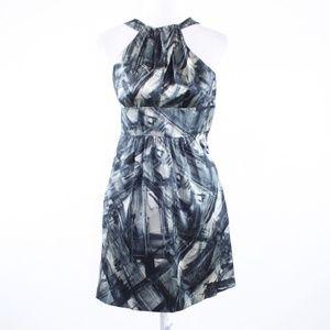 Martin + Osa black white dress 0